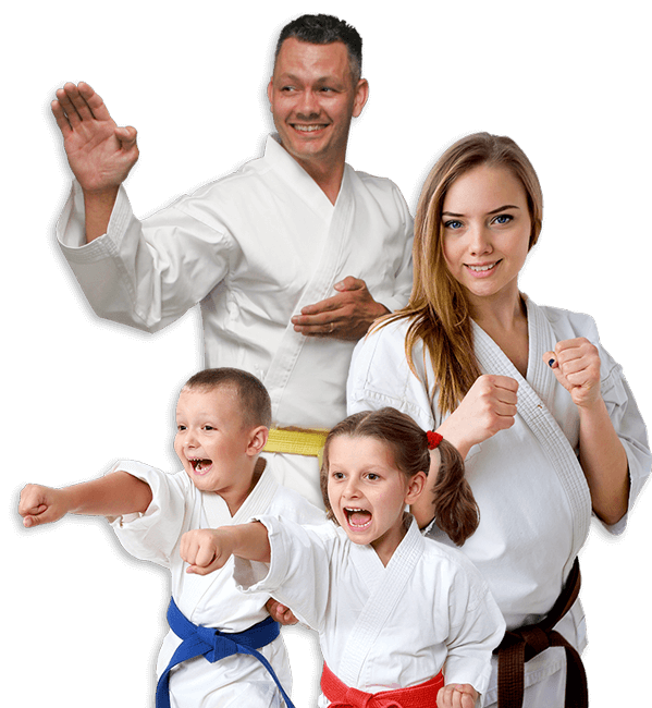 Martial Arts Lessons for Kids in Lake Jackson TX - Kids Adults Group Martial Arts Home Banner